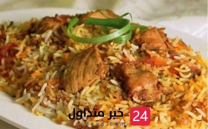 فهد الخضيري: يشدد لا تدمنو الكبسة