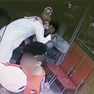 الشرطة تطيح بالشاب الذي تحرش بفتاة في مطعم بالرياض