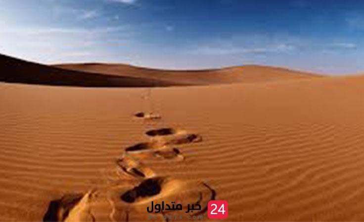 فتاة فقدت في عرعر لمدة يومين بعد خروجها إلى منطقة صحراوية