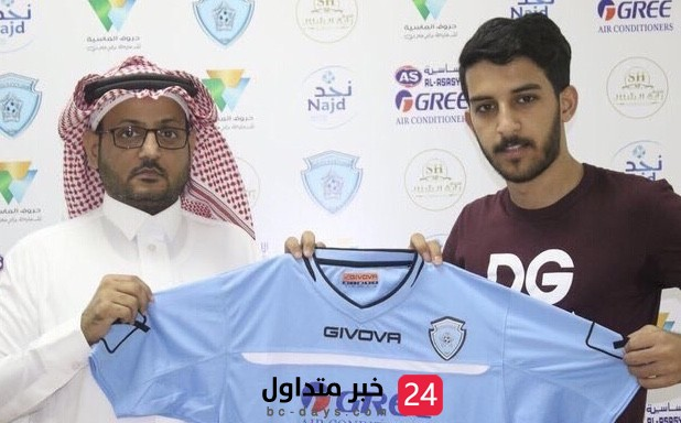 فريق الباطن ينهي فترة استعارة لاعب النصر عبدالرحمن الظفيري