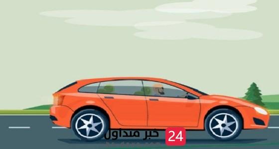الأدارة العامة للمرور يوضح شروط العودة بالمركبة إلى الخلف في الطريق العام