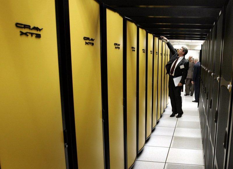 شركة إتش بي تستحوذ على صانعة الحواسيب العملاقة Cray بـ 1.3 مليار دولار